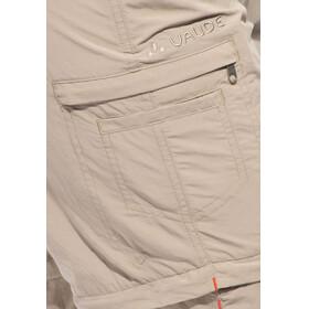 VAUDE Farley IV ZO Pants short Women muddy